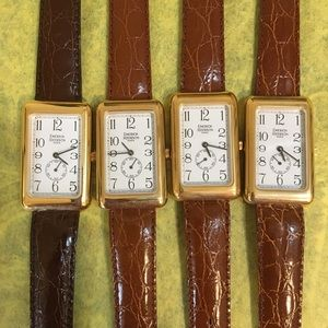 Lot of four watches